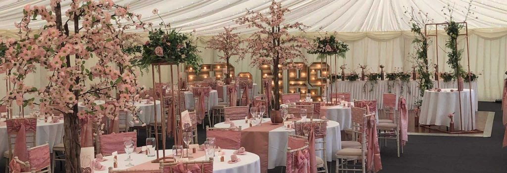 Weddings Marque Hire, Eclipse Marquee Hire, Rushden, Bedfford